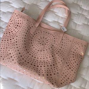 Handbags - NWT Pink Mandala Tote